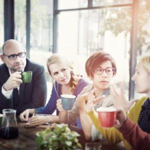 New Job? Plan Ahead to Be Social!