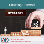 Soliciting Referrals