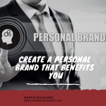 Build a Personal Brand that Benefits You