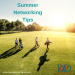 Summer Networking Tips